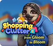 Shopping Clutter 8: from Gloom to Bloom for Mac Game