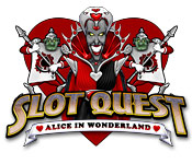 slot quest alice in wonderland feature Release: Slot Quest: Alice in Wonderland