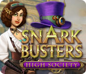 Snark Busters: High Society for Mac Game
