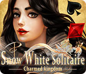 Snow White Solitaire: Charmed kingdom for Mac Game