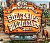 Solitaire Chronicles: Wild Guns for Mac Game