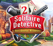 Solitaire Detective 2: Accidental Witness for Mac Game