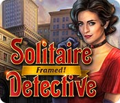 Solitaire Detective: Framed for Mac Game