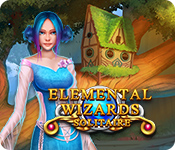 Solitaire: Elemental Wizards