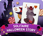 Solitaire Halloween Story for Mac Game