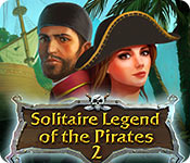 Solitaire Legend Of The Pirates 2 for Mac Game
