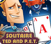Solitaire: Ted And P.E.T for Mac Game