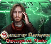 Spirit of Revenge: Unrecognized Master for Mac Game