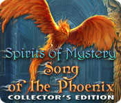 Spirits of Mystery: Song of the Phoenix Collector's Edition for Mac Game
