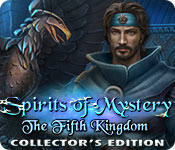 Spirits of Mystery: The Fifth Kingdom Collector's Edition for Mac Game