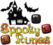 software match 3 casual games  Spooky Runes : Runes Of Avalon