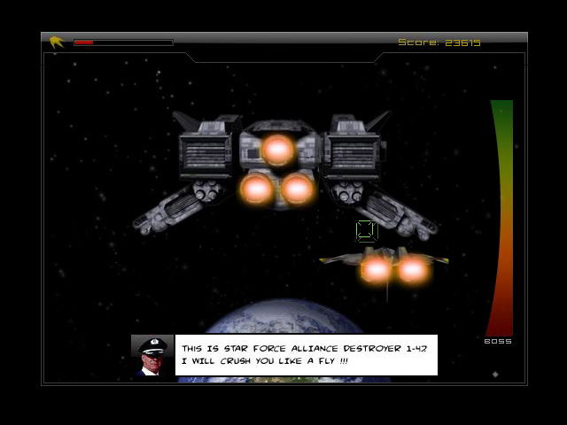 Image Star Force: Destination Earth