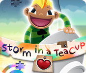 Storm in a Teacup for Mac Game