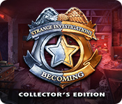 Strange Investigations: Becoming Collector's Edition for Mac Game