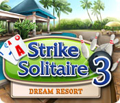Strike Solitaire 3 Dream Resort for Mac Game