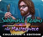 Subliminal Realms: The Masterpiece Collector's Edition for Mac Game