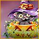 Sweet Holiday Jigsaws: Halloween Night