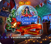 The Christmas Spirit: Journey Before Christmas Collector's Edition for Mac Game