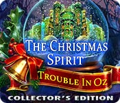 The Christmas Spirit: Trouble in Oz Collector's Edition for Mac Game