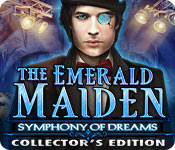 The Emerald Maiden: Symphony of Dreams Collector's Edition for Mac Game