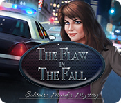 The Flaw in the Fall: Solitaire Murder Mystery
