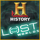 History Channel's Lost Worlds Game