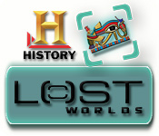 The History Channel Lost Worlds for Mac Game