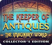The Keeper of Antiques: The Imaginary World Collector's Edition for Mac Game