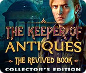 The Keeper of Antiques: The Revived Book Collector's Edition for Mac Game