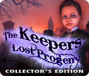 Enjoy the new game: The Keepers: Lost Progeny Collector's Edition