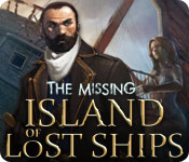 The Missing: Island of Lost Ships for Mac Game