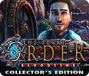 The Secret Order: Bloodline Collector's Edition for Mac Game