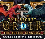 The Secret Order: The Buried Kingdom Collector's Edition for Mac Game