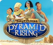 The Timebuilders: Pyramid Rising for Mac Game
