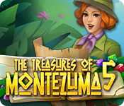 The Treasures of Montezuma 5 for Mac Game