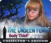 The Unseen Fears: Body Thief Collector's Edition for Mac Game