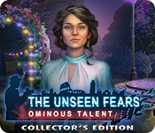The Unseen Fears: Ominous Talent Collector's Edition for Mac Game