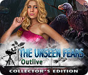 The Unseen Fears: Outlive Collector's Edition for Mac Game