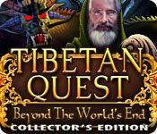 Tibetan Quest: Beyond the World's End Collector's Edition for Mac Game