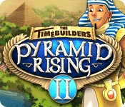 The TimeBuilders: Pyramid Rising 2 for Mac Game