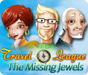 Travel League: The Missing Jewels for Mac Game
