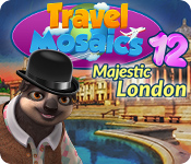 Travel Mosaics 12:  Majestic London for Mac Game