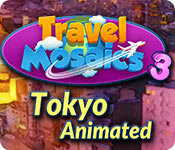 Travel Mosaics 3: Tokyo Animated for Mac Game