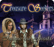 Treasure Seekers: Follow the Ghosts for Mac Game
