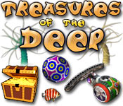 Enjoy the new game: Treasures of the Deep