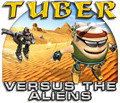 strategy games software puzzle games casual games action games  Tuber versus the Aliens