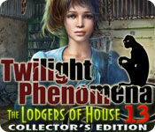 Twilight Phenomena: The Lodgers of House 13 Collector's Edition for Mac Game