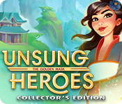 Unsung Heroes Collector's Edition for Mac Game