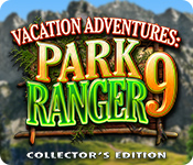 Vacation Adventures: Park Ranger 9 Collector's Edition for Mac Game