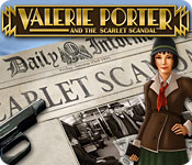 Valerie Porter and the Scarlet Scandal for Mac Game